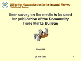 User survey on the media to be used for publication of the Community Trade Marks Bulletin