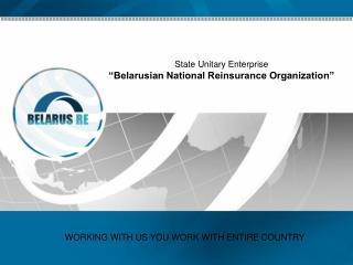 "State Unitary Enterprise ""Belarusian National Reinsurance Organization"""