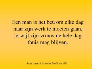 By mp3v-pro of Vermeulen Producties 2006