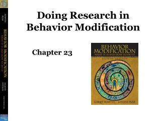 Doing Research in Behavior Modification