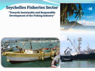 """""""Towards Sustainable and Responsible Development of the Fishing Industry"""""""