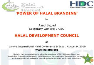 What is Halal?