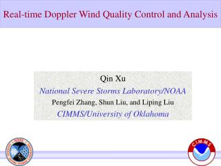 Real-time Doppler Wind Quality Control and Analysis