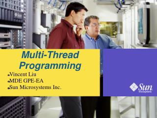 Multi-Thread  Programming