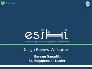 Design Review Welcome