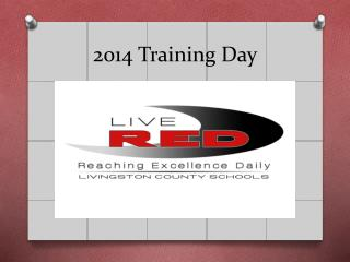 2014 Training Day