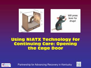 Using NIATX Technology for Continuing Care: Opening the Cage Door