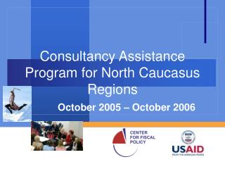 Consultancy Assistance Program for North Caucasus Regions