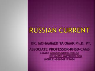 Russian Current