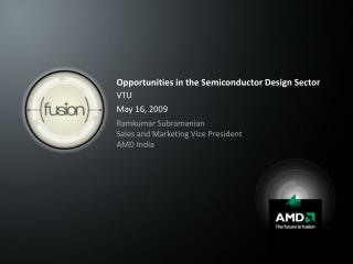 Opportunities in the Semiconductor Design Sector