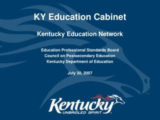 KY Education Cabinet