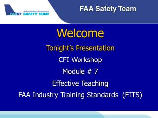 FAA Safety Team
