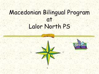 Macedonian Bilingual Program at Lalor North PS