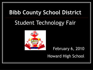 Bibb County School District Student Technology Fair