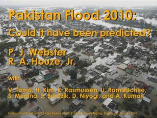 Pakistan Flood 2010: