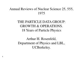 1957.  Gell-Mann and Rosenfeld.  Ann. Rev. Nucl. Sci. and  UCRL 8030 by Barkas and Rosenfeld.
