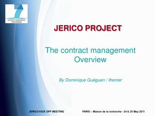 JERICO PROJECT