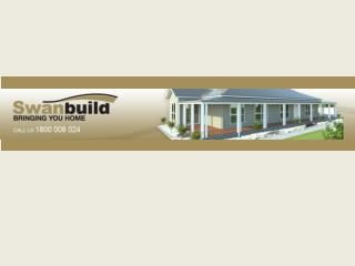 Kit Homes built from Swan Build : Bringing your Home