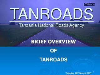 Tanzania National Roads Agency