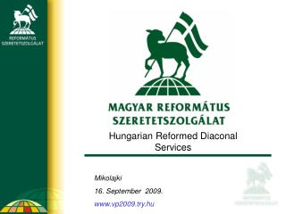 Hungarian Reformed Diaconal Services