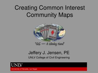 Creating Common Interest Community Maps