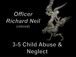 Officer Richard Neil (retired)