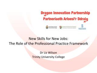 New Skills for New Jobs: The Role of the Professional Practice Framework