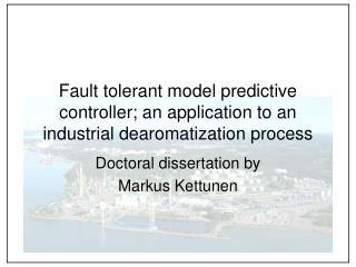 Doctoral dissertation by Markus Kettunen