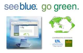 What is  See Blue Go Green ?