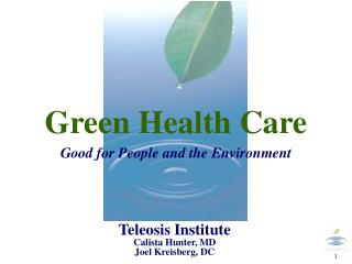 Green Health Care