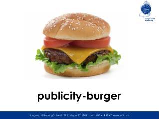 publicity-burger
