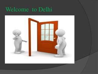 Luxury hotel of Delhi