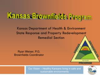 Kansas Brownfields Program