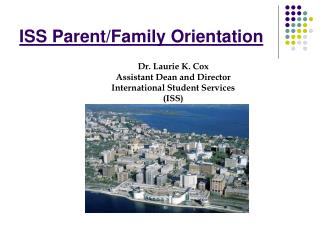 ISS Parent/Family Orientation