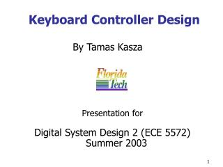 Keyboard Controller Design