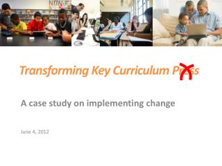 Transforming Key Curriculum Press