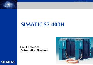 SIMATIC S7-400H