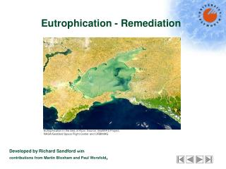 Eutrophication - Remediation