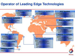 Operator  of  Leading Edge Technologies