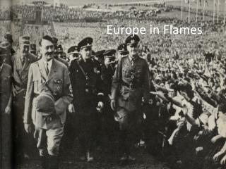 Europe in Flames