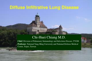 Diffuse Infiltrative Lung Disease