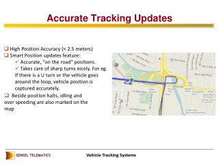 Accurate Tracking Updates