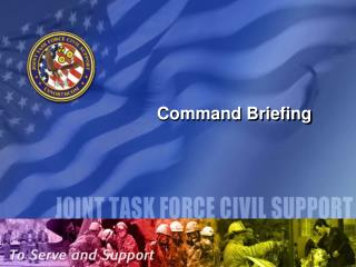 Command Briefing