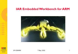 IAR Embedded Workbench for ARM