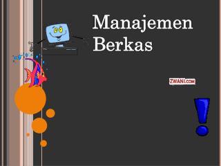 Manajemen Berkas