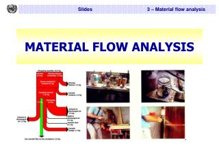 MATERIAL FLOW ANALYSIS