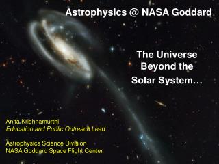 Astrophysics @ NASA Goddard