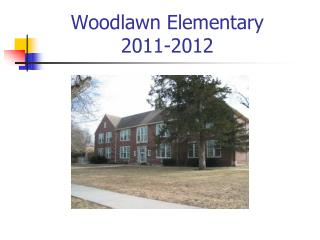 Woodlawn Elementary 2011-2012