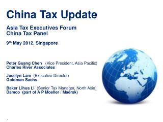 China Tax Update