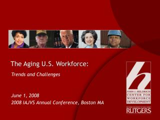 The Aging U.S. Workforce: